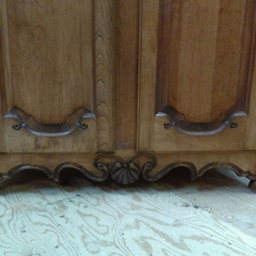 armoire coquilles